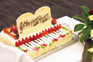 三浦様オリジナルケーキ